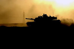 Screenshot of M1 Abrams Tank FREE