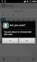 Screenshot of Gaining Weight Diet