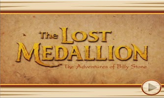 Screenshot of The Lost Medallion