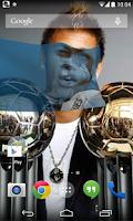 Screenshot of 3d Neymar Junior LiveWallpaper