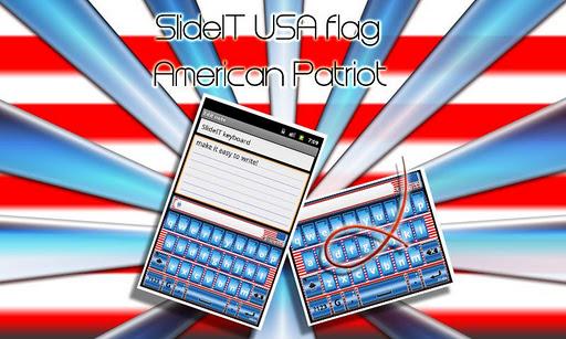 SlideIT USA skin