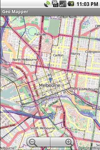 Geo Mapper
