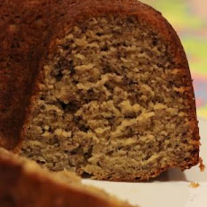 The Best Banana Bundt Cake (Dorie Greenspan)