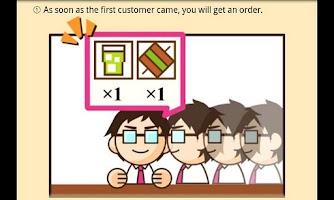 Screenshot of Tachinomi