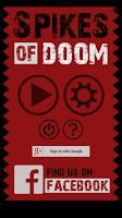 Screenshot of Spikes Of Doom