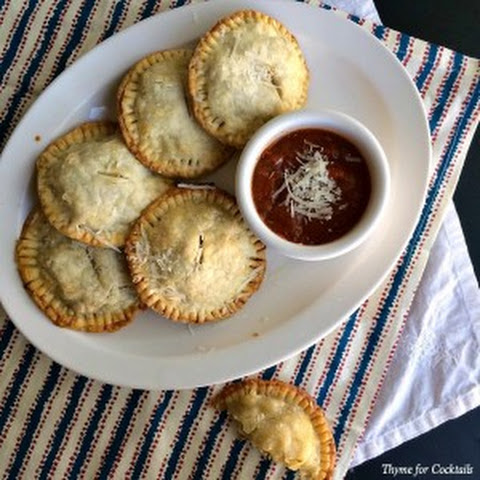 3Cheese Italian Chicken Hand Pies