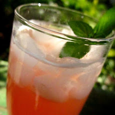 Tropical Fruit Punch --- Alcoholic