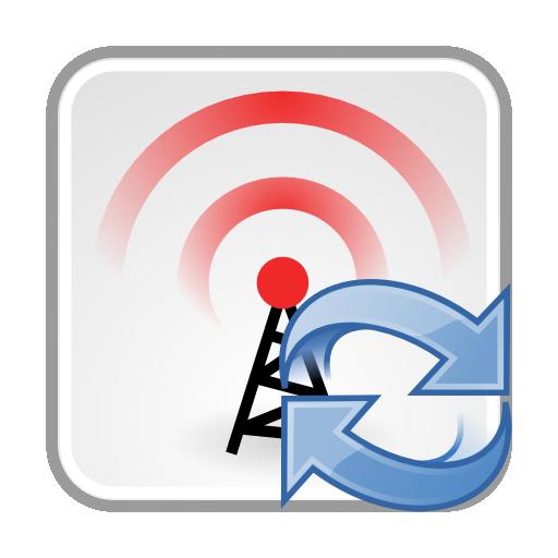 工具の無線LAN 再接続 LOGO-記事Game