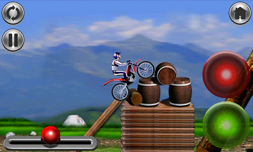 自行車瘋狂 - 賽車遊戲