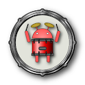 DroiDrum Pro - a pro drum set icon