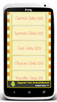 Screenshot of Cake Recipe Video Tutorial