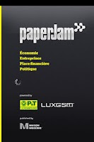 Screenshot of paperJam