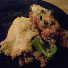 Mexican Unstuffed Bell Peppers