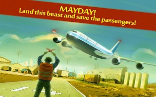 Screenshot of MAYDAY! Emergency Landing