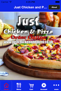 Just Chicken and Pizza - screenshot
