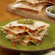 Johnsonville® Chipotle Monterey Jack Cheese Chicken Sausage Quesadillas