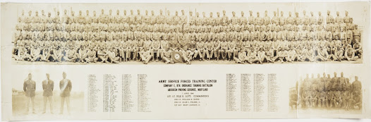 "Most African American troops were passed over by white draft boards or, once enlisted, assigned to non-combat or service units.   By 1945, more black troops were being assigned combat roles. All-black combat units were established, including the 758th Tank Battalion, the 332nd Fighter Group (popularly known as the Tuskegee Airmen), and the 477th Bombardment Group, known popularly as the Tuskegee Airmen.  Learn more African American patriotism in World War II <a href=""http://www.gilderlehrman.org/history-by-era/world-war-ii/essays/patriotism-crosses-color-line-african-americans-world-war-ii"">here</a>."