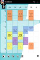 Screenshot of Timetable Kit - Class Schedule
