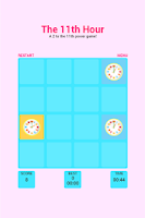 Screenshot of 2048 Eleventh O'clock Ticktock