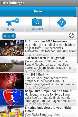 【免費新聞App】De Limburger-APP點子