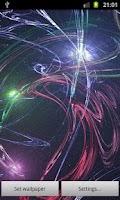 Screenshot of Fantasia Nr.7 Live Wallpaper