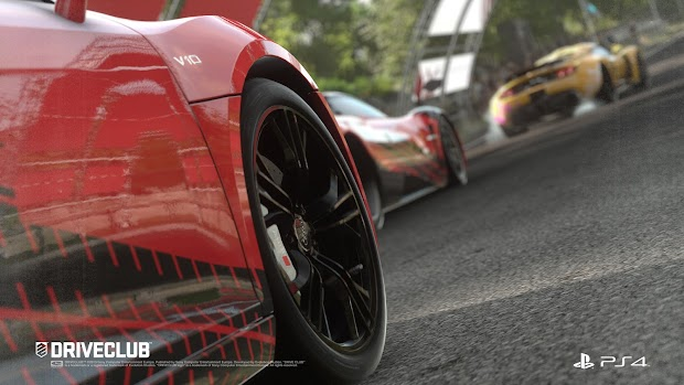 Driveclub will be released in 2014 says Sony