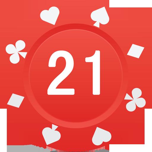 決勝21點(免费) 紙牌 App LOGO-硬是要APP
