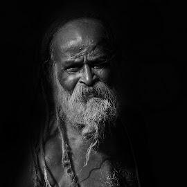 by Rumna Mukherjee - People Portraits of Men
