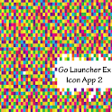 Icon App 2 Go Launcher EX icon