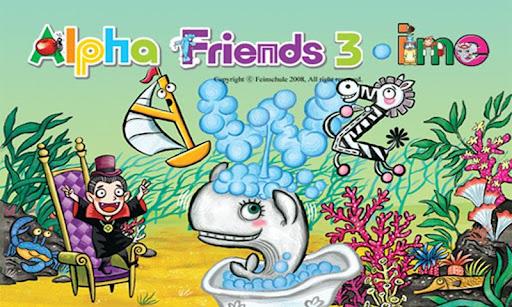 Alpha friends 3-2 ime-ine