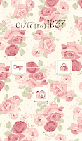 Screenshot of Cute wallpaper★Classic Rose