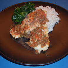 Pan Fried Tilapia With White Wine And Capers