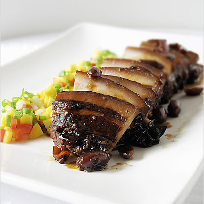 Braised Pork Belly or Filipino Humba