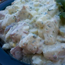 Zesty Red Skin Potato Salad