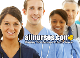 Screenshot of allnurses