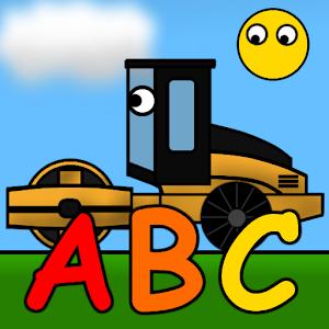 Cover art Kids Trucks: Alphabet Games