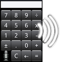 Speak n Talk Calculator Lite icon