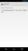 Screenshot of Auto Off (Wifi Bluetooth)