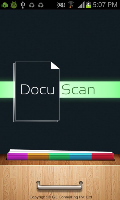 Docu Scan - Convert to PDF Screenshot 0