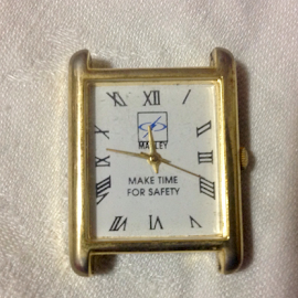 Make time for safety! by Terry Linton - Artistic Objects Jewelry (  )