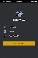 Screenshot of TrackView- Personnel Tracker