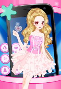 Party Long Prom Dress Up - screenshot