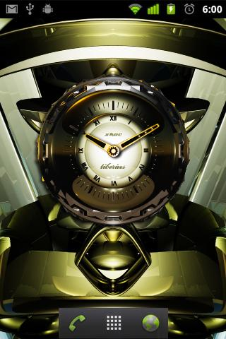 TIBERI美麗的時鐘部件 生活 App-愛順發玩APP