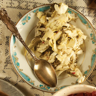 Torshi-e Kalam (Pickled Cabbage and Dill)