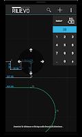 Screenshot of Rilievo
