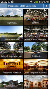 Mississippi State University - screenshot
