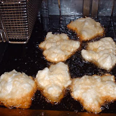 Fried Bread (I Call It Bannock)