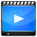 Einfache MP4 Video Player icon