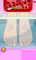 Screenshot of Sally's Dream Toes