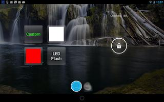 Screenshot of TouchLight - Free Flashlight